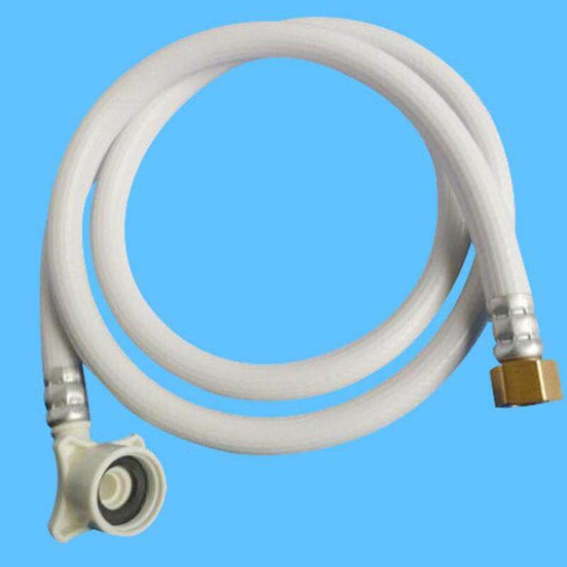 Bảng giá BolehDeals Washer PVC Water Pipe Connector Washing Machine Inlet Hose Pipe 3/4 1m - intl