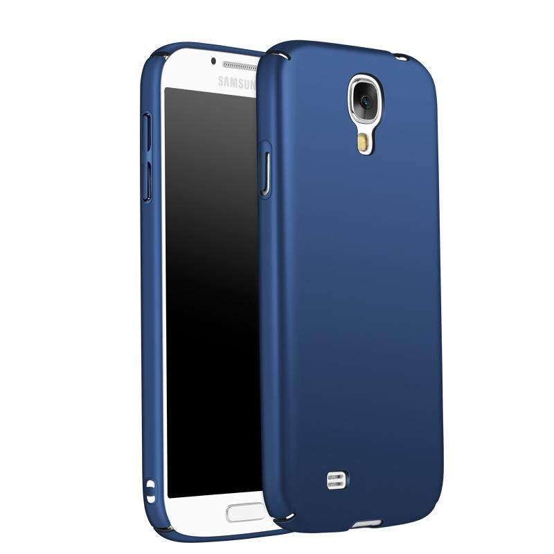 Detail Gambar For Samsung Galaxy S4 Casing Hard Matte Slim Back Case Cover 360 Protection Housing Terbaru