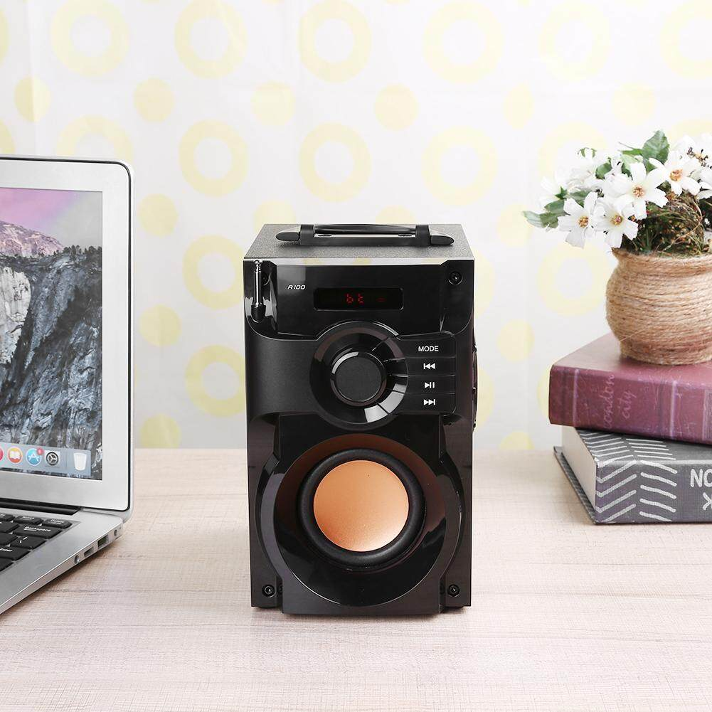 Bass Bluetooth Speaker 2.1 Stereo Subwoofer Music HiFi Speaker Sound Box - 2 .