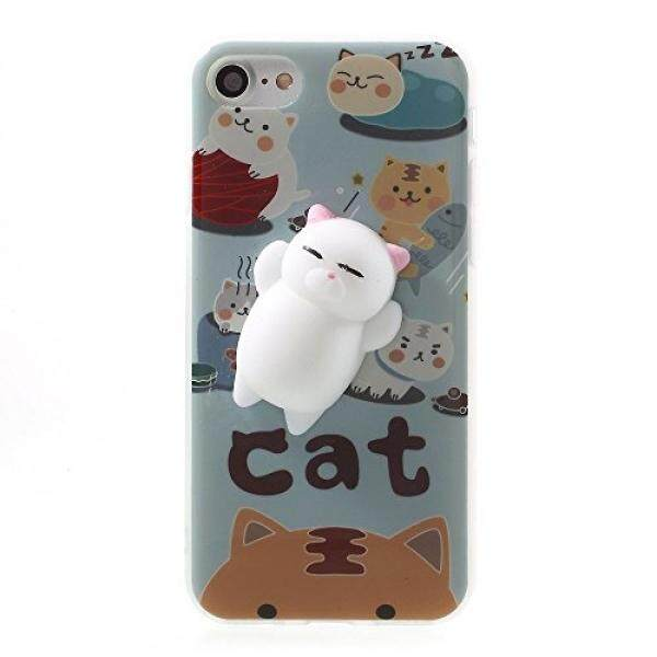 Cell Phones Cases Matezon Galaxy J7 Prime Case,Galaxy On7 2016 Case,3D Poke Squishy Cat Seal Panda Polar Bear Squeeze Stretch Compress Stress Reduce Relax Soft Silicone Relief Case for Samsung Galaxy J7 Prime - intl