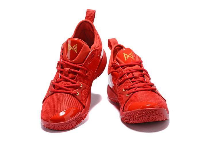 84a2849abbbd Nike Original Paul George 2 TS Men Basketaball Shoe PG-13 White Multicolor  Global Sales