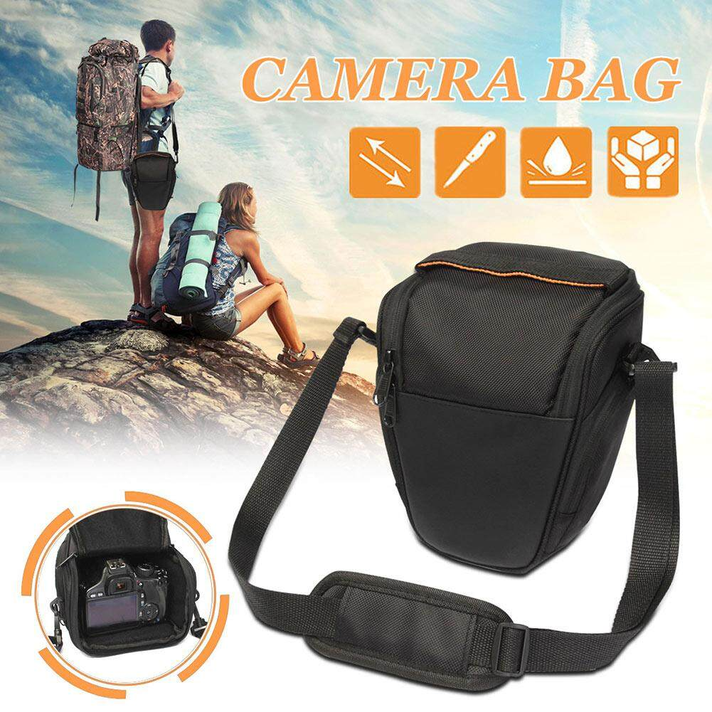 PAlight Camera Case Bag Waterproof Pouch for Canon 500D 550D 600D 1100D 1200D 450D 70D 350D DSLR Camera
