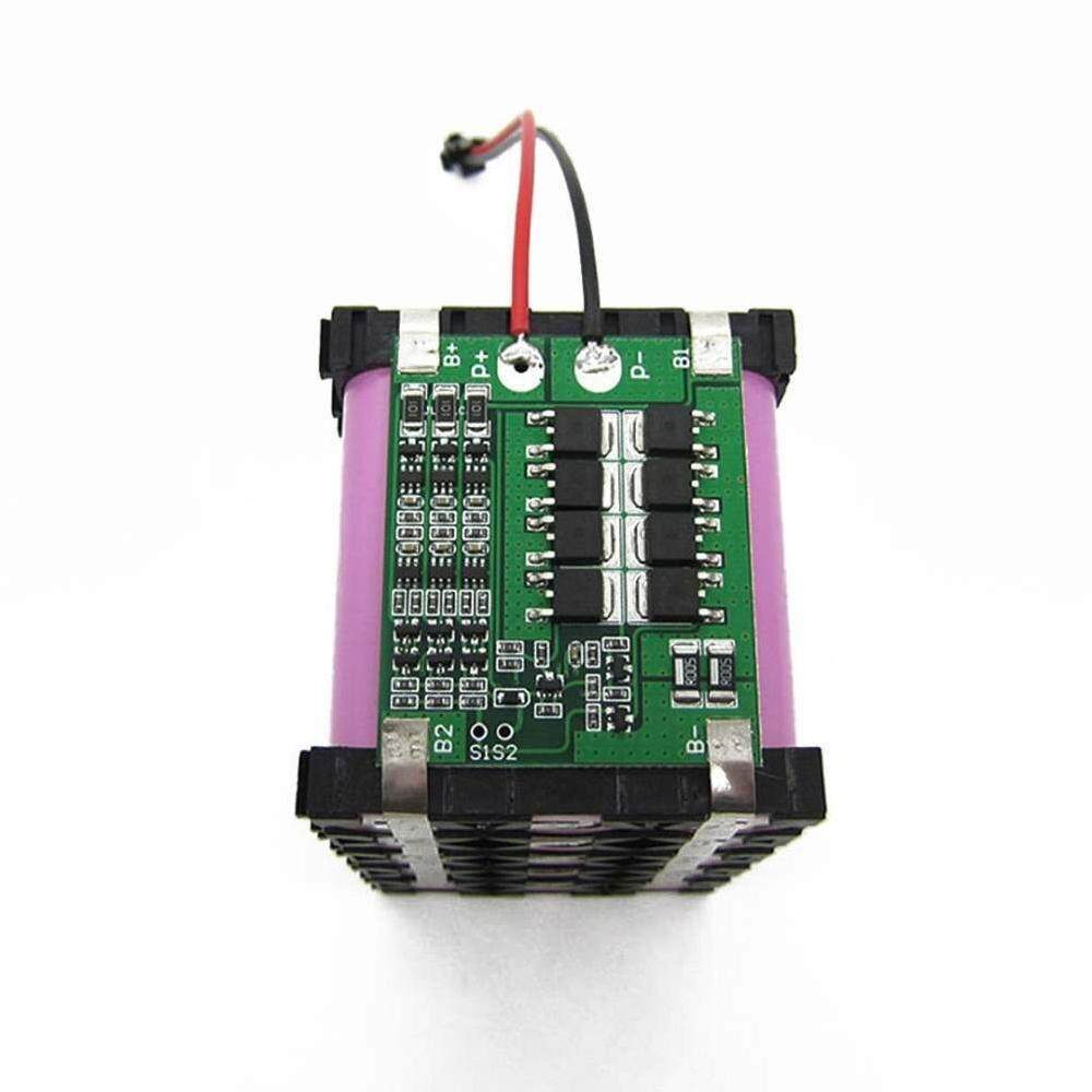 Features Miracle Shining 5s Bms Pcb Protection Board For 18650 Battery Circuit Ultra Durable Li Ion Lithium Charger