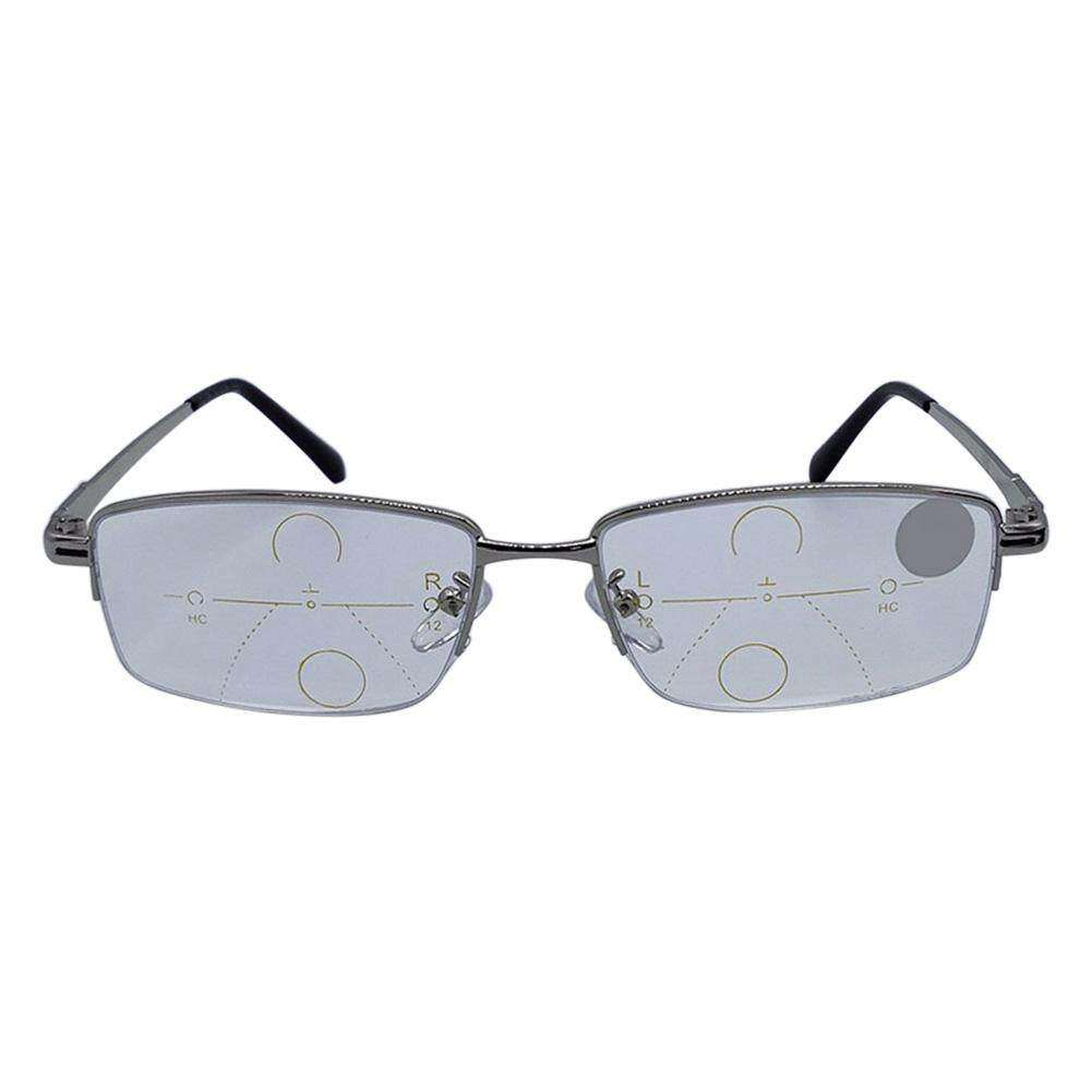 YBC Presbiopia Kacamata Progresif Anti Kelelahan Multifokal Kacamata Lensa (350 °)-Internasional