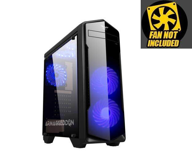 Armaggeddon T5X PRO Smart Gaming Structure PC Chassis (CP-W-111) Malaysia