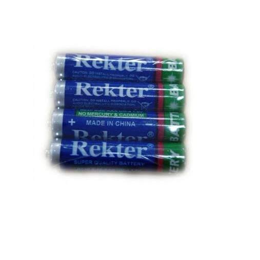 40PCS R03P 1.5V AAA Super Quality Battery