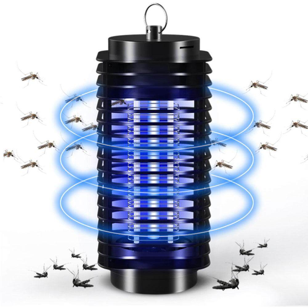 Mosquito Killer Lamps Repeller Uv Non-radiative Insect Trap Catch Fly Usb Powered Portable Led Light Mosquito Killer Lamp Household Mute Photocatalyst Numerous In Variety