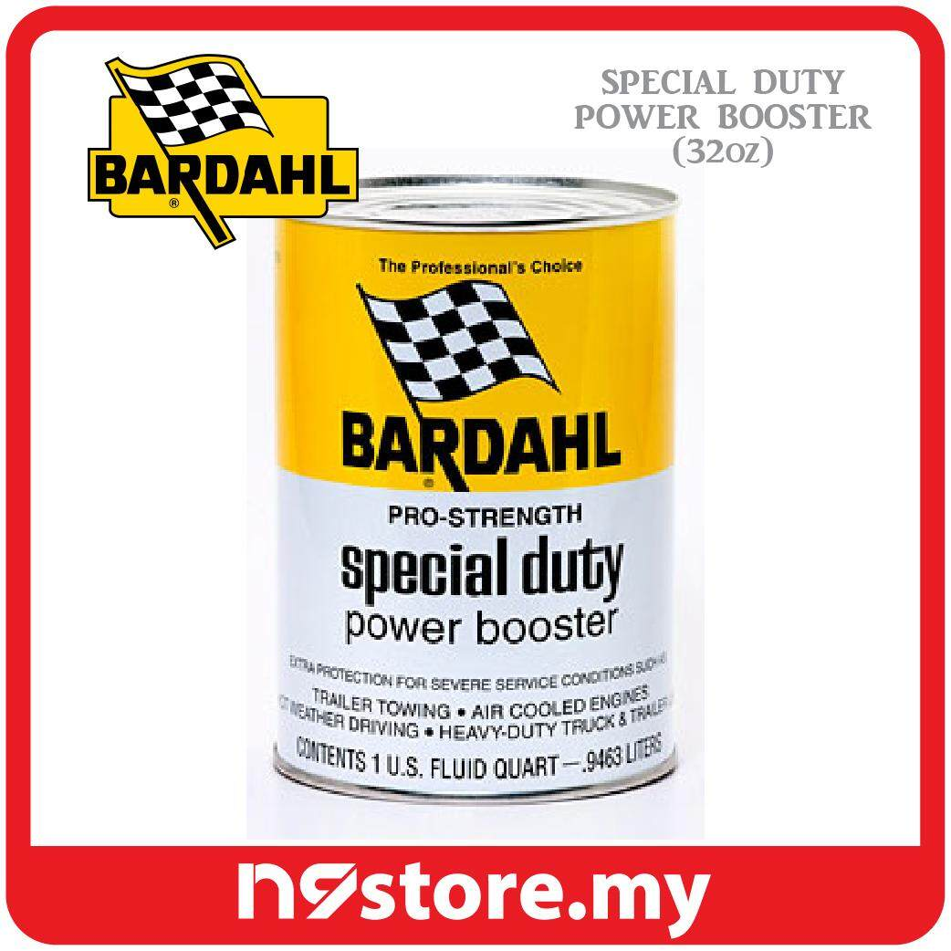 Bardahl Special Duty Power Booster Extra Protection (946ml)