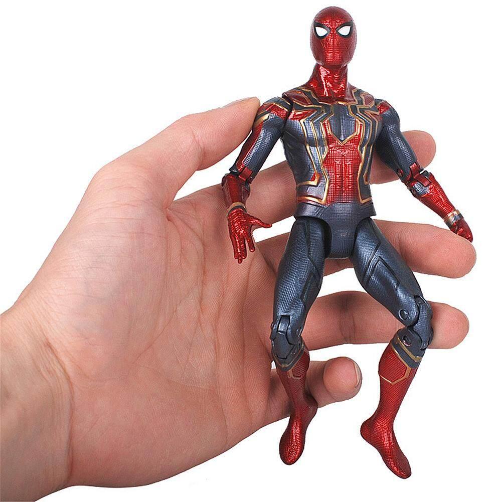 RYT Marvel Infinity War Avengers Iron Spider Spiderman 7 Action Figure Toy Gift