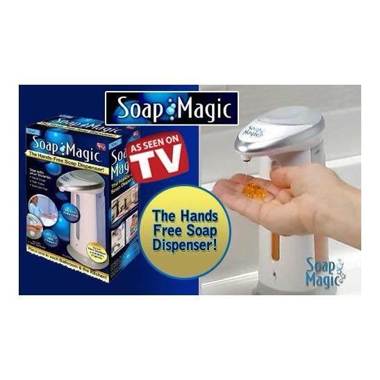 Soap Magic Soap Dispenser Automatic Sensor (ASOTV)