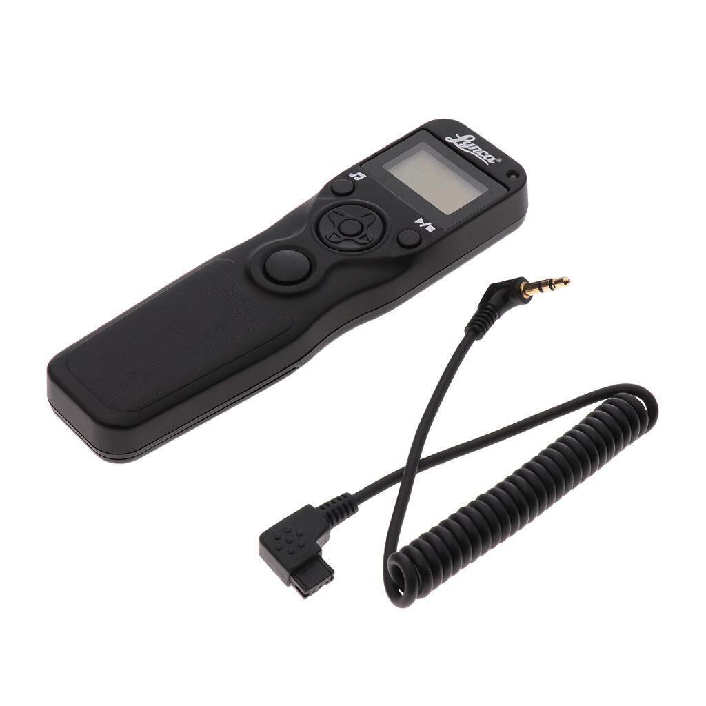 Miracle Shining RM-S1AM Timer Remote Control Shutter Release Cable for Sony A99 A77 A65 A57