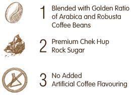 Chek Hup Ipoh White Coffee King