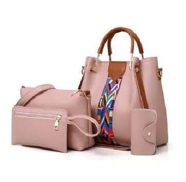SHP Designer Ribbon Shoulder Bag (4pcs)