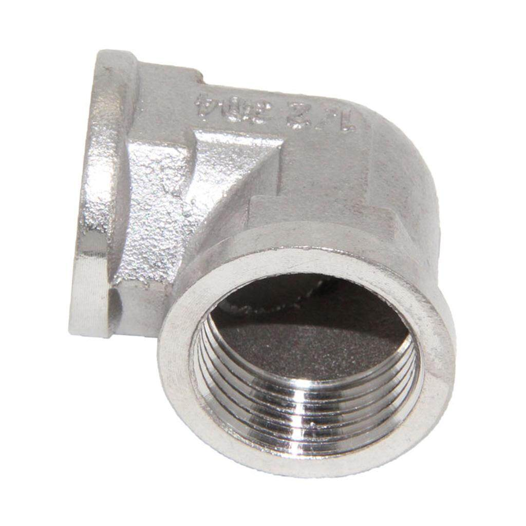 ... Body Source · BolehDeals 1 2 Stainless Steel Female Thread Pipe Fitting Coupling Connector 2 Philippines