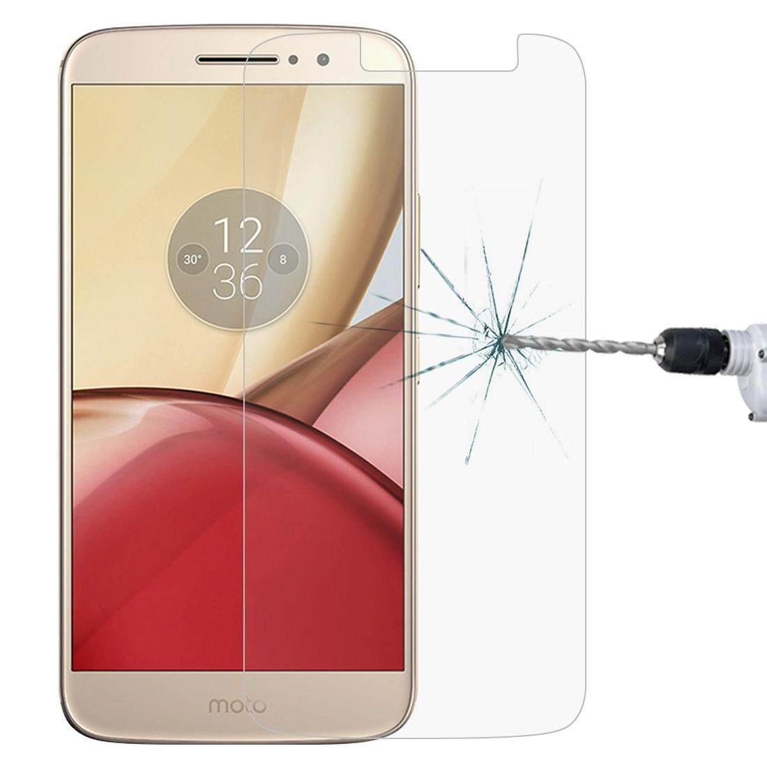 0.26 Mm 9 H 2.5D Kaca Antigores Film untuk Motorola Moto M
