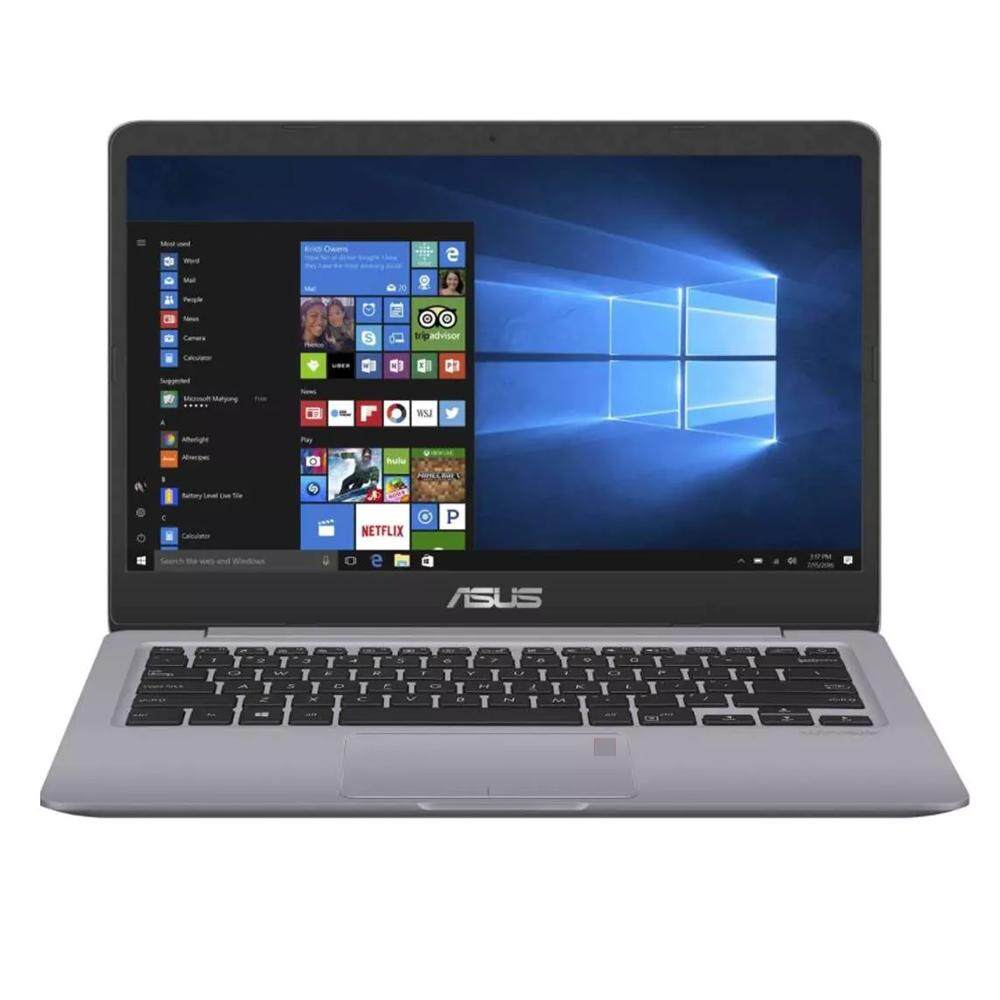 Asus Vivobook A411U-FEB143T 14 FHD Laptop Grey (i5-8250U, 4GB, 1TB, MX130 2GB, W10) Malaysia