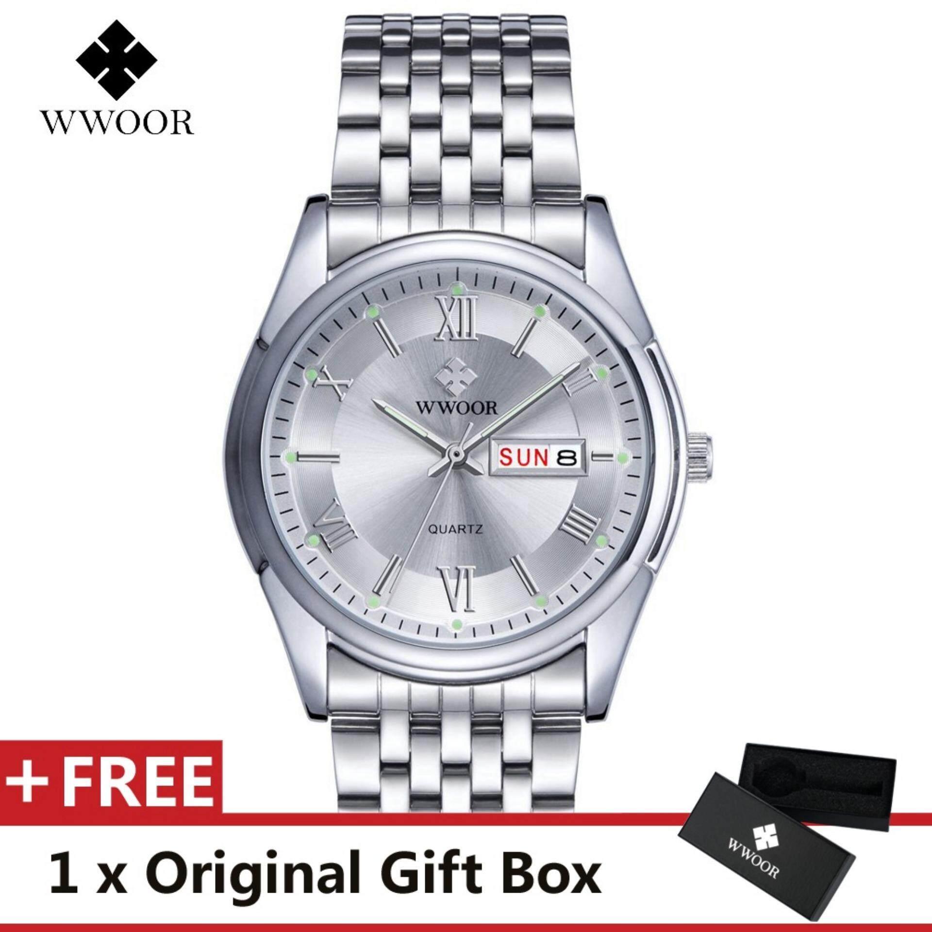 luxury watch market size