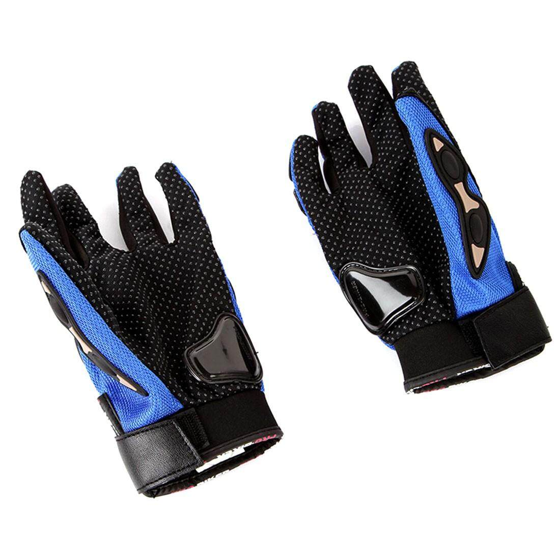 Motorbike Cycling Full Finger Protection Gloves Motorcycle Cycling Gloves Size XXL - intl