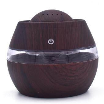 Harga preferensial Fantnesty Air Minyak Esensial Penyebar Aroma LED Ultrasonic Aroma Aromaterapi Humidifier terbaik murah - Hanya Rp97.920