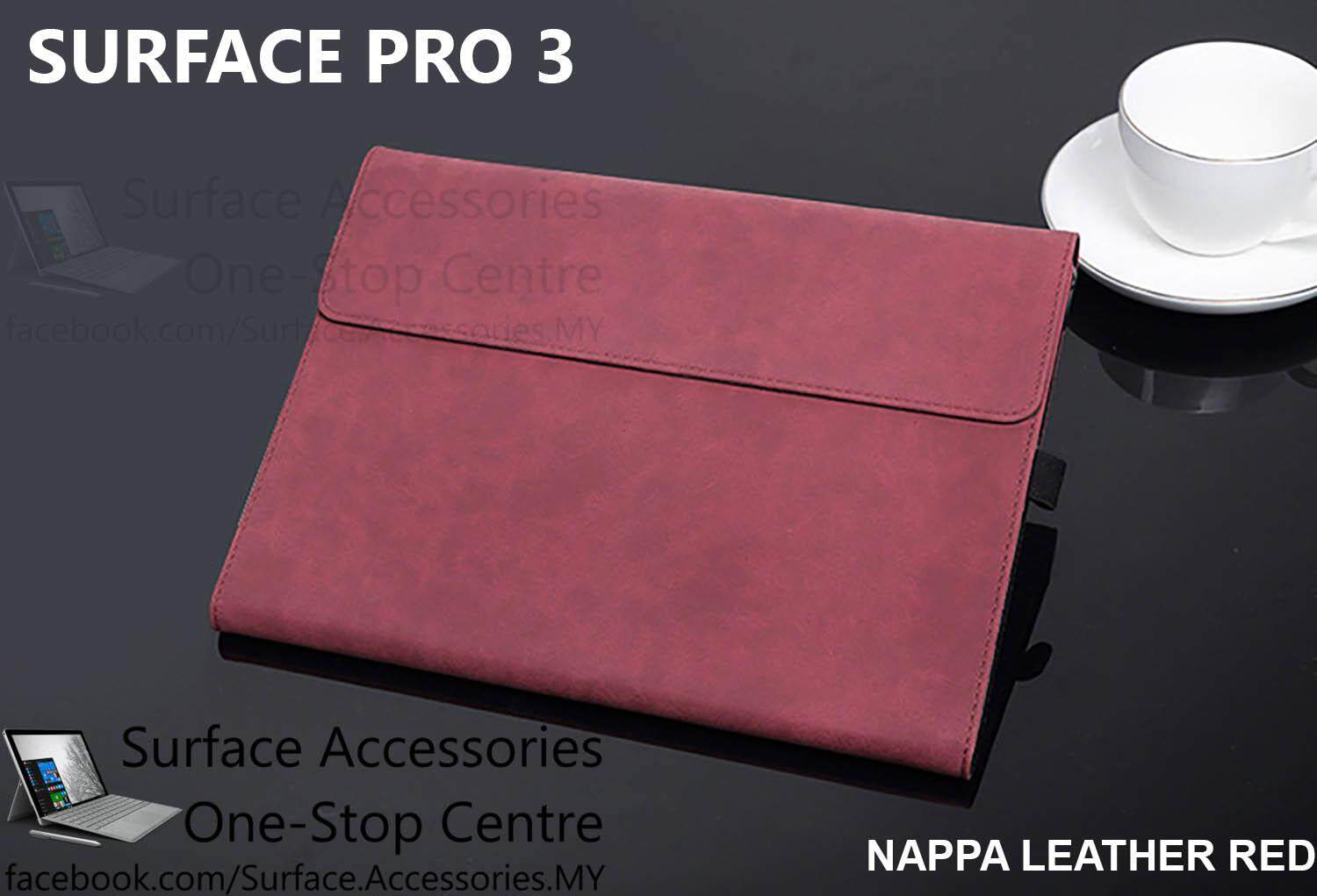 [MALAYSIA]Microsoft Surface Pro 3 Casing Surface Pro 3 Cover Premium Ultimate Case Stand Flip Case