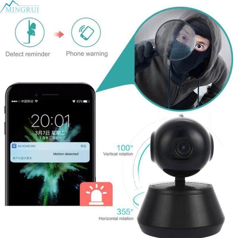 ... Mingrui Store V380 1080P HD Webcam WIFI IP Camera Surveillance Camera Cam - 3 ...