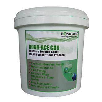 5 Litres Adhesive Bonding Agent For All Cementitious Products - BOND ACE G88