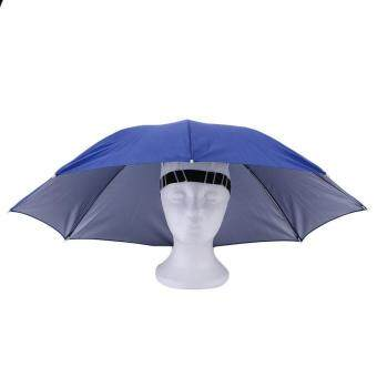 Pencari Harga CFB Portable 69 Cm Topi Topi Payung Lipat Memancing Hiking Payung Bebas Genggam terbaik