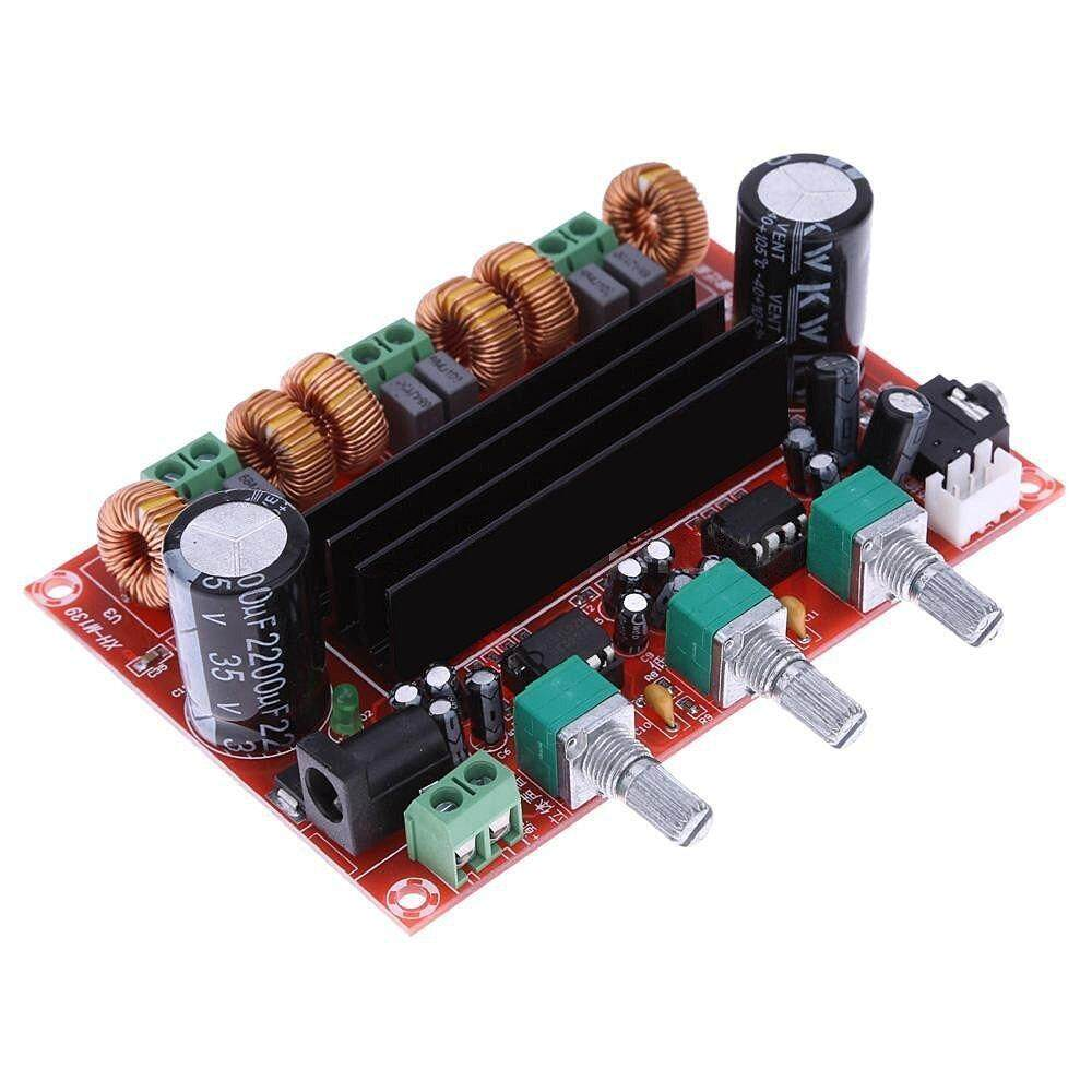 Electrical Equipment For Sale Electricals Prices Brands Review Electronic Components Switches Pull Cord Rapid Online Ycrown Tpa3116d2 50wx2 100w 21 Channel Digital Subwoofer Power Amplifier Board Intl