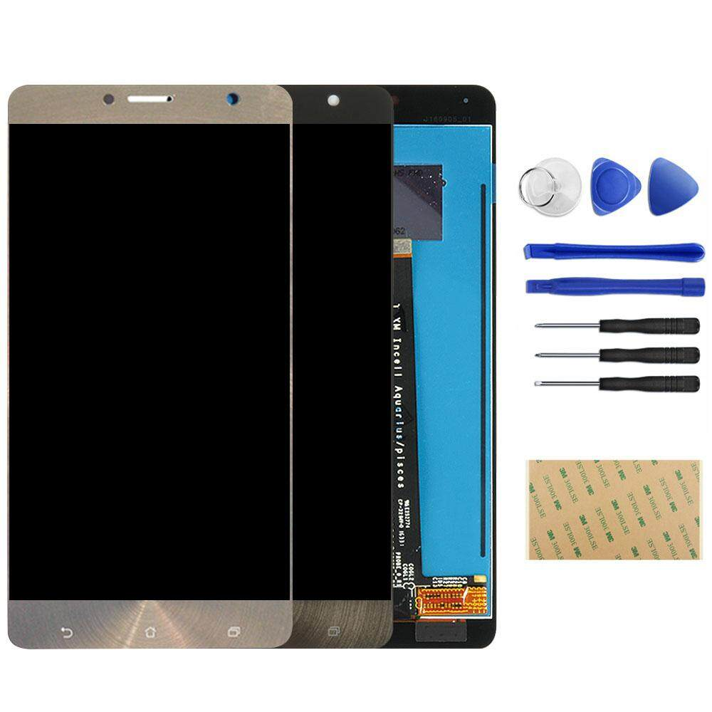 Original 5.5'' 1920x1080 IPS Display For Asus Zenfone 3 Deluxe ZS550KL Z01FD LCD Display Touch Screen Digitizer Replacement Parts - intl