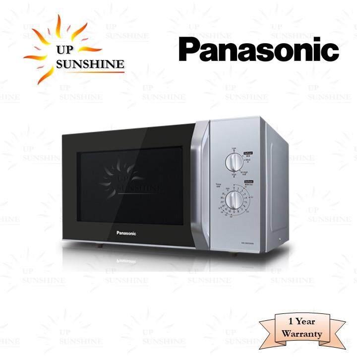 Panasonic 25l Solo Microwave Oven Nn Sm33hmmpq