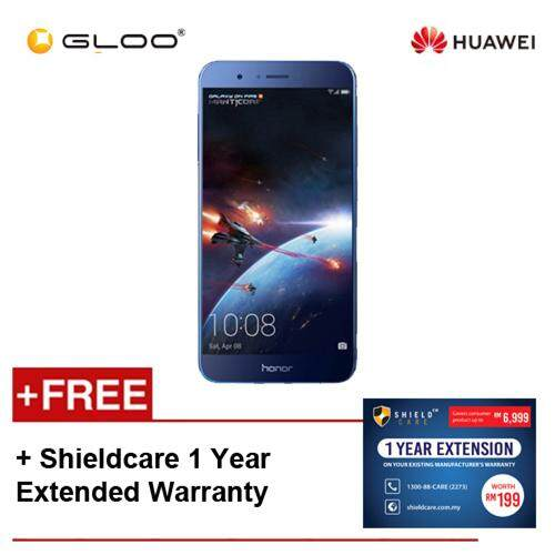 Huawei Honor 8 Pro Navy Blue 6+64GB DUK -L09 + FREE Shieldcare 1 Year Extended Warranty