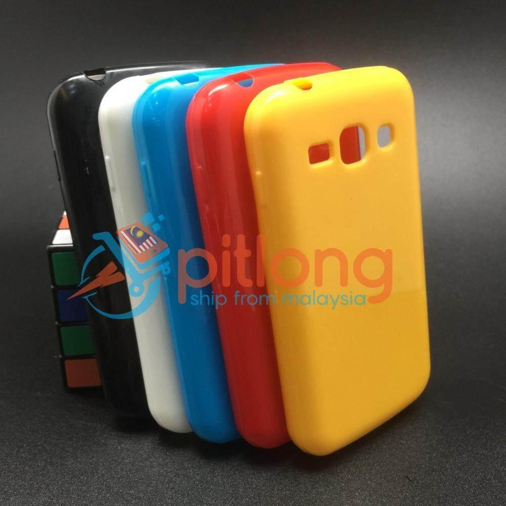 Fitur Vizz Battery For Samsung Galaxy Ace 3 S7272 S7270 S7275 Baterai V Plus G313 4 Black Soft Tpu Jelly Case