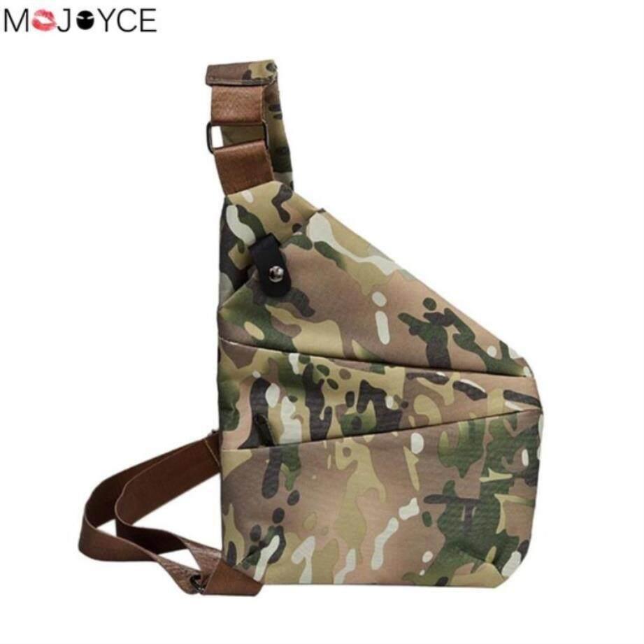 aa7043d12af Shi belAnti-theft Men S Messenger Bag Shoulder Bolsa Men Chest Pack Men  Casual Crossbody