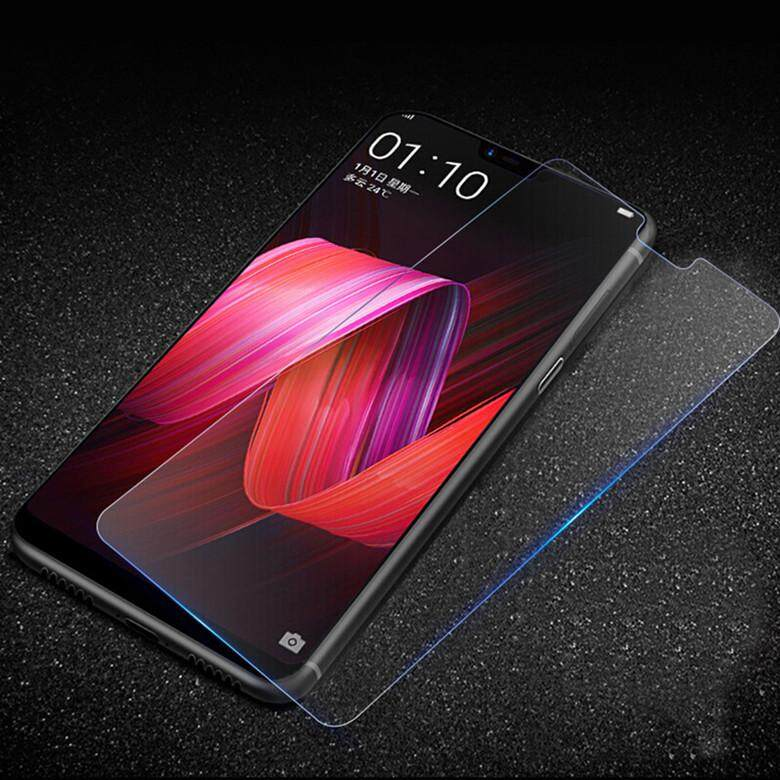 OPPO F7 R15 Tempered Glass Screen Protector 9H Round Edges