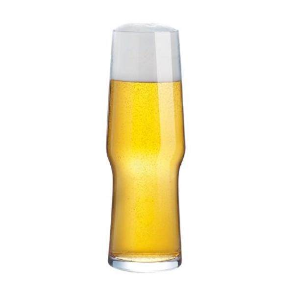 Beer Glasses Arc International Luminarc Evolution Pilsner Glass, 16-Ounce, Set of 4Tupperware