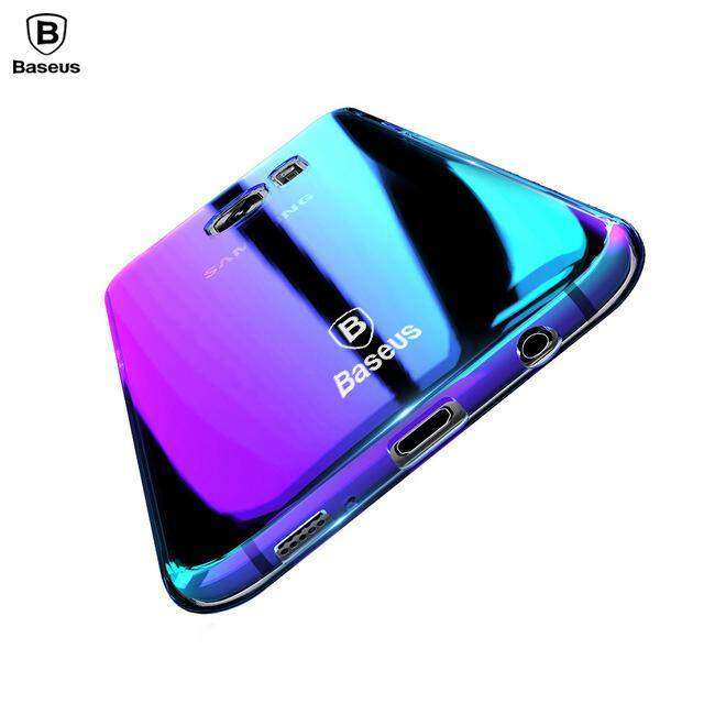 Fitur For Samsung Galaxy S9 3 In 1 Hard Pc Acrylic Luxury Armor Case