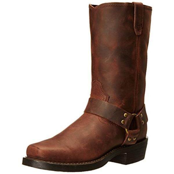 Dingo Mens Dean Boot,Brown,12 D US - intl