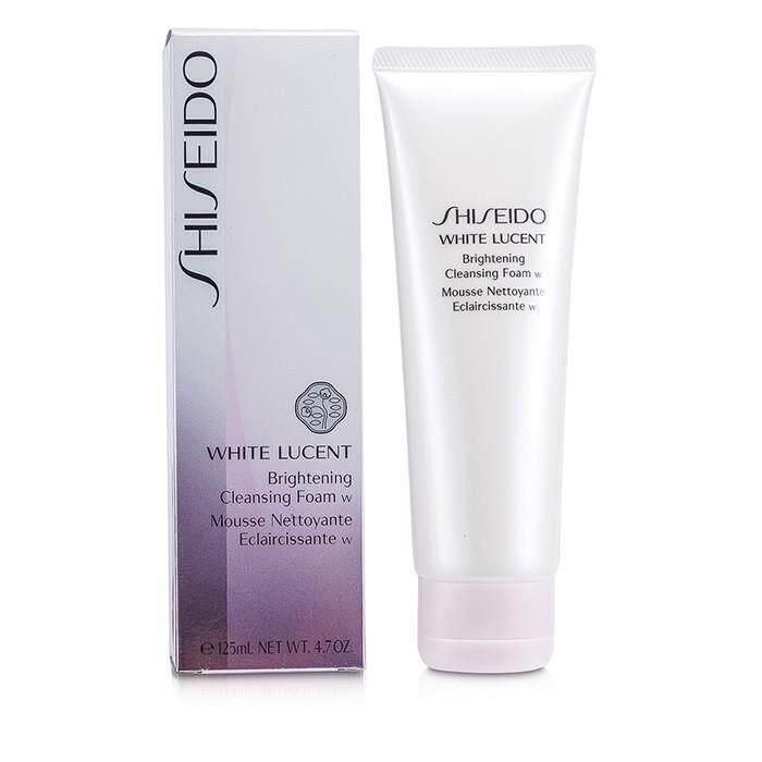 Shiseido White Lucent Brightening Cleansing Foam W 125ml