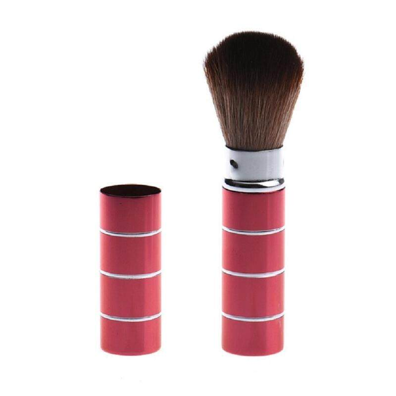 Women Makeup Brush Powder Blush Concealer Foundation Extendable Brush Foundation (Red) - intl Philippines