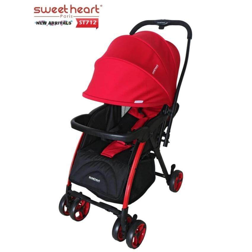SWEET HEART PARIS ST712 REVERSIBLE HANDLEBAR STROLLER