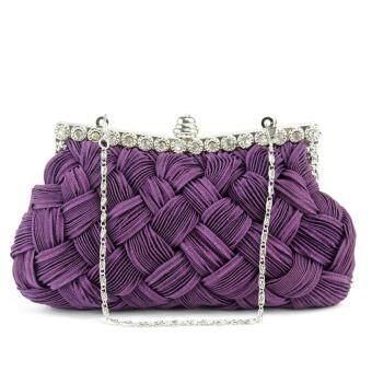ca148105c การส่งเสริม Women Rhinestone Handbag Wedding Party Evening Envelope Clutch  Bag Wallet Purse Messenger Phone Bag wedding clutch women ซื้อที่ไหน -  มีเพียง ฿ ...