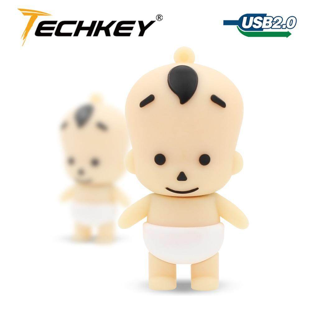 (2 Unit/Lot) Cartoon Design Pendrive USB Flash Drive 8 Gb for Memory Storage of Computer and Laptop