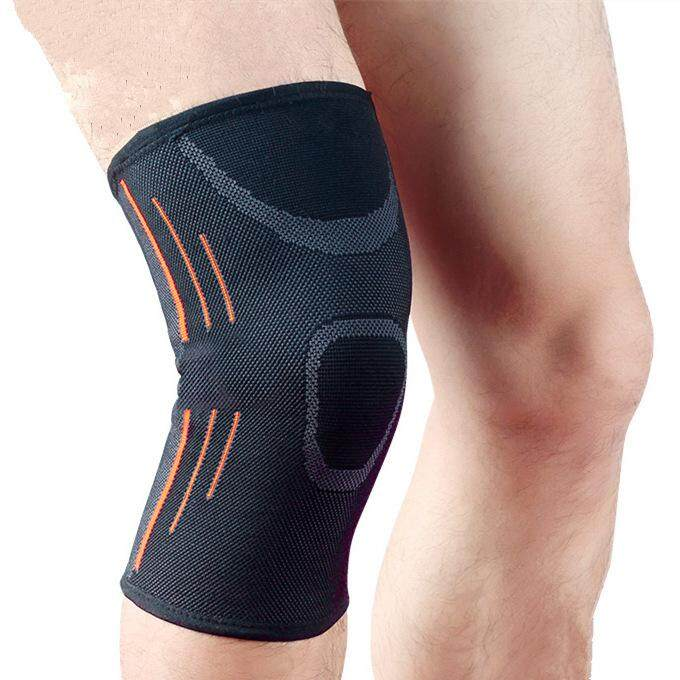 Basketball Sports Safety Football Knee Pad Basketball Knee Pads Sport Accessories Elastic Knee Protector Protection Knee Support Int:M - intl