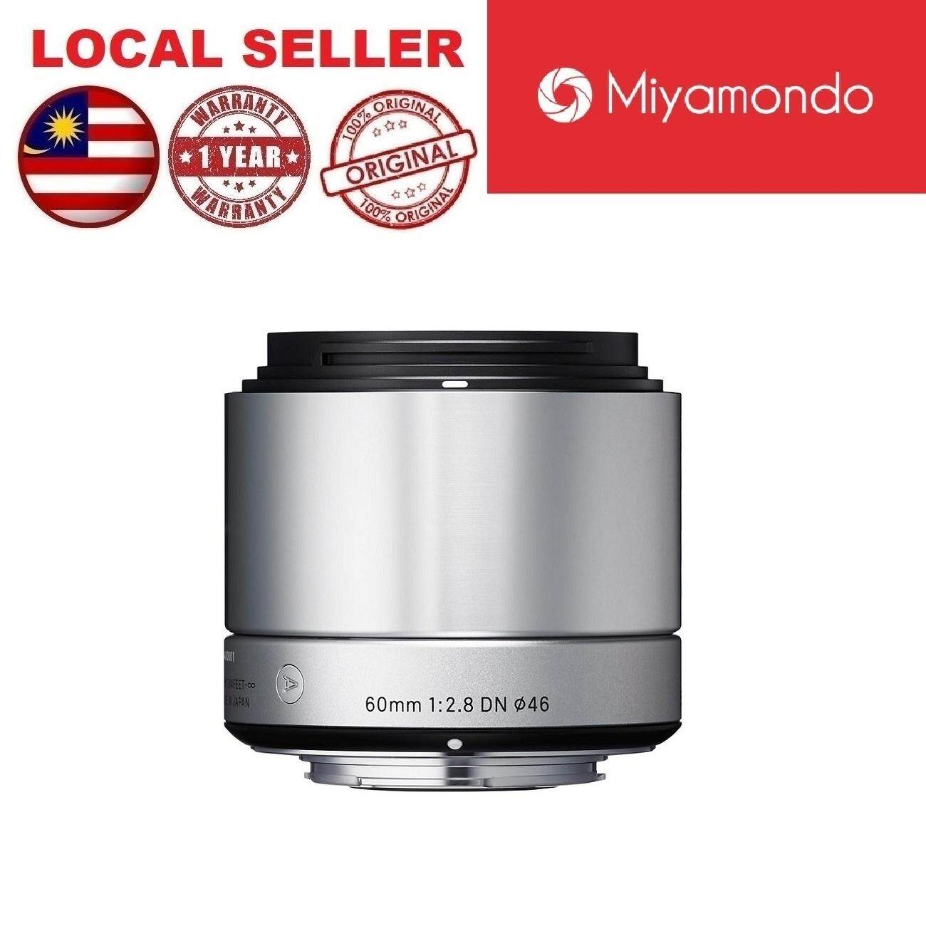 Sigma Lenses For The Best Price In Malaysia 3rd Brand Nikon Lens Cap Modern 62mm Highest Quality 60mm F 28 Dn Art Olympus Micro Four Third Silver
