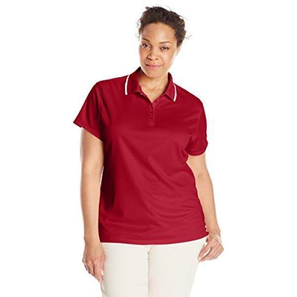 Charles River Apparel Womens Classic Wicking Polo, Red, XX-Large - intl