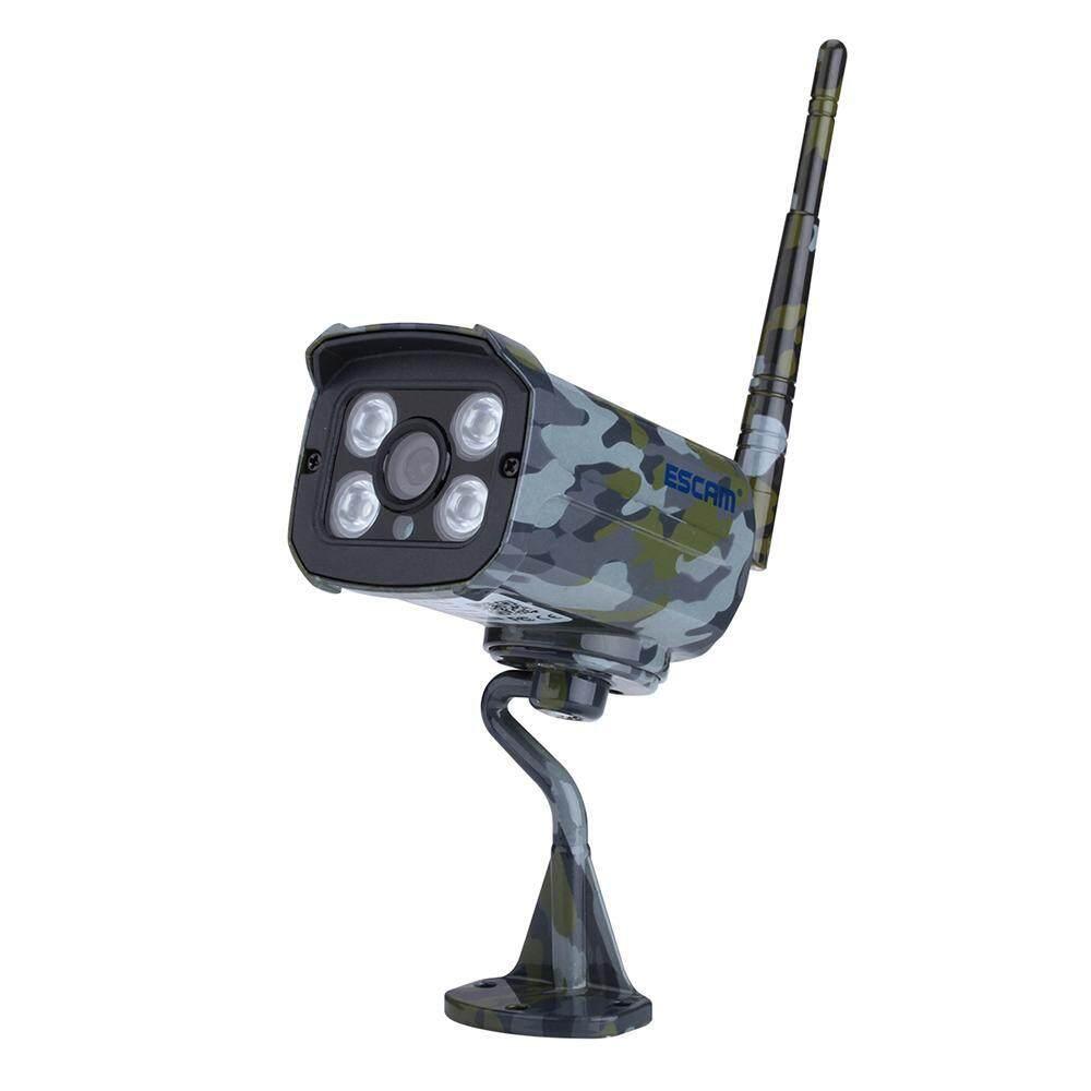 Xinning Kamera Keamanan Rumah Sistem QD900S Full HD 1080 P H.264 2.0MP Wifi IR Bullet Kamuflase Ip Kamera untuk Android Ponsel IOS-Intl