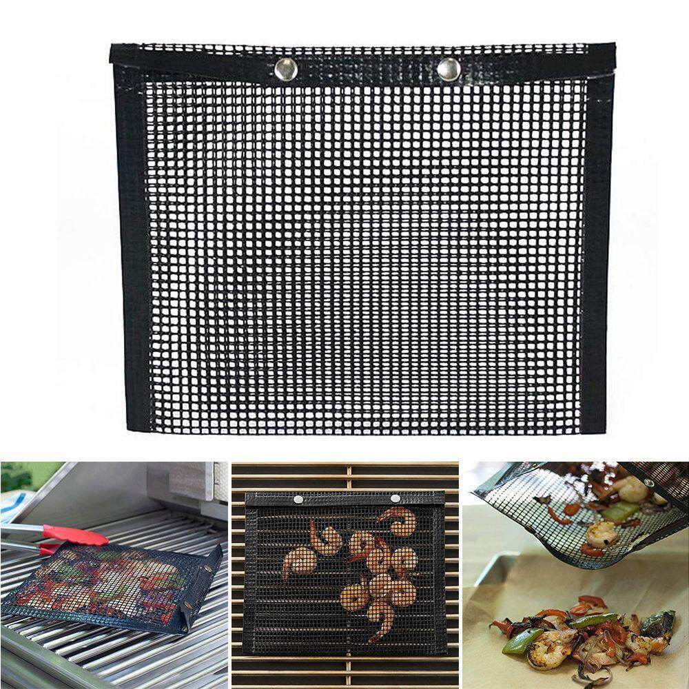 Niceeshop Barbecue Bag New Hot Non-Stick Mesh Grilling Bag Non-Stick Bbq Bake Bag Barbecue Net Picnic Tool For Outdoor By Nicee Shop.