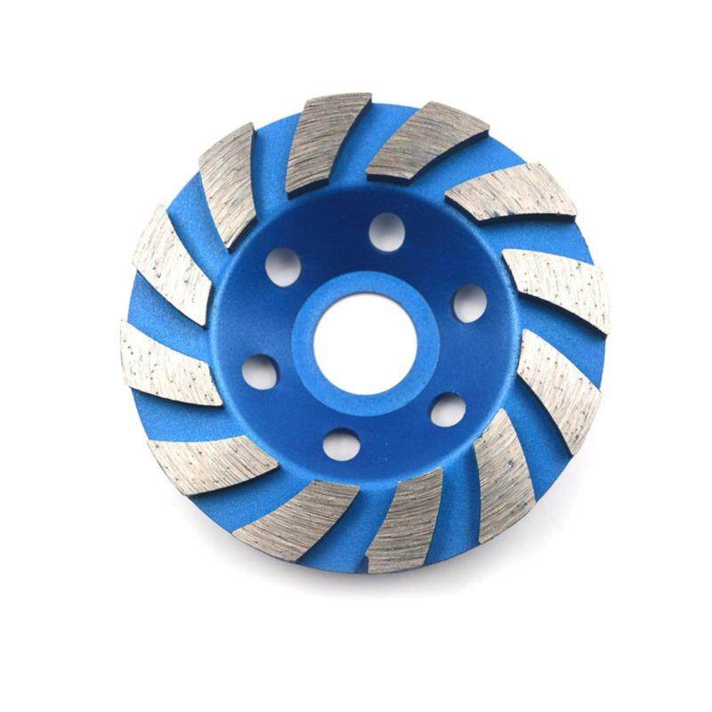 4pcs Diamond Segment Grinding Cup Wheel Disc Grinder Granite Stone 100MM