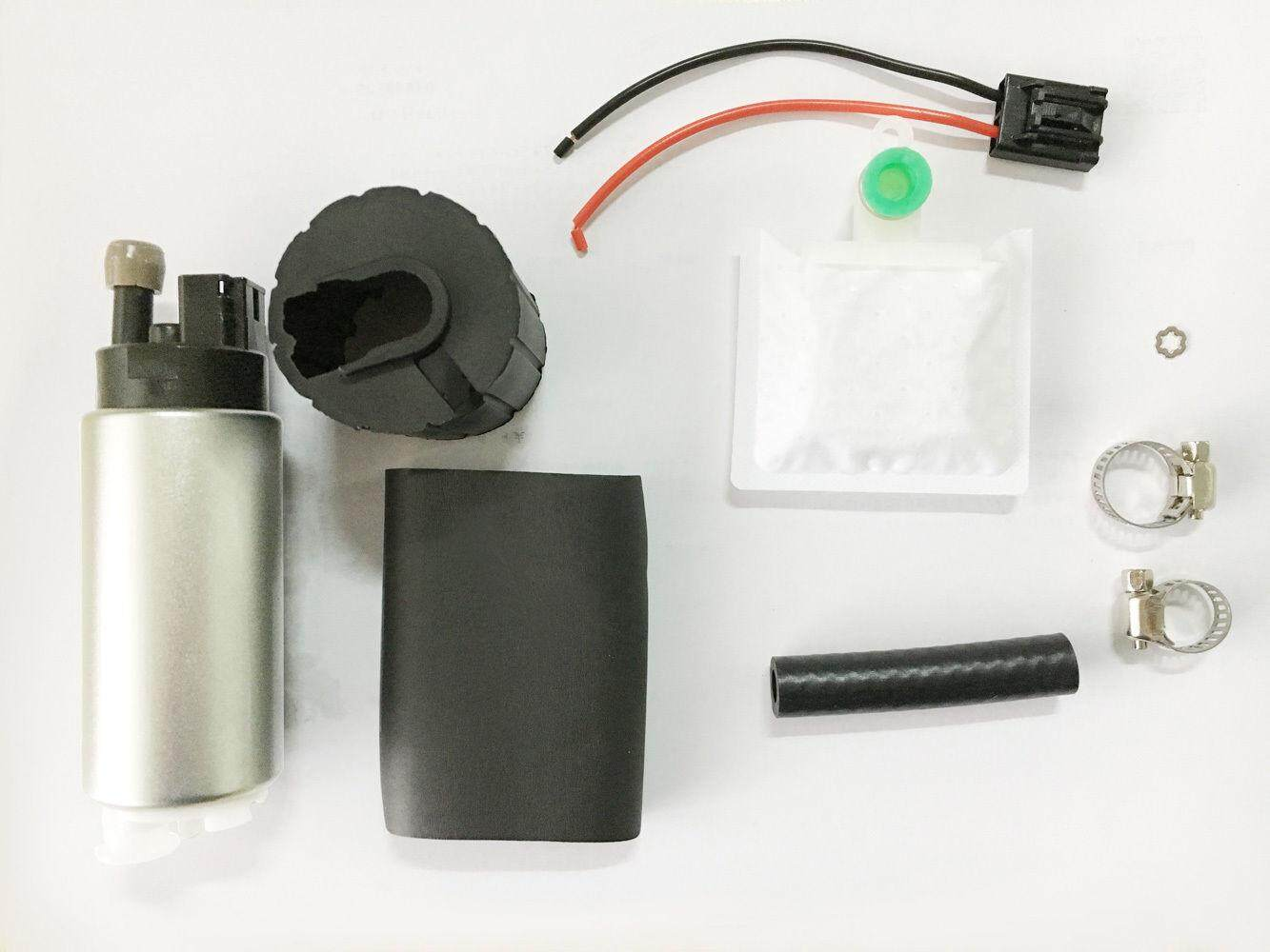 Fuel Pumps Buy At Best Price In Malaysia Lazada Motorcycle Pump Diagram 255lph Universal High Pressure Electric Tank With Installation Kit Gss342