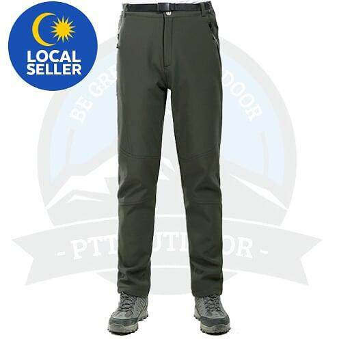 [ BEST SELLER ] Outdoorsports Hiking Pants Male Pants #6819 Hiking Pants For Men Outdoorsports Hiking Pants - Green